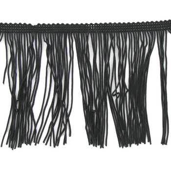 Poly Chain Fringe Trim - 4""